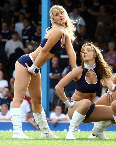 Cheerleaders | Hot Models