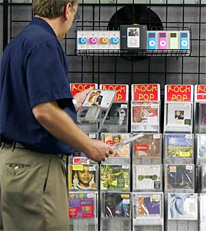 48% of Teenagers Bought No CDs in 2007