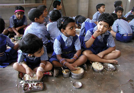 70% of Children in India are Anaemic