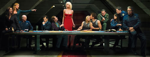 Battlestar Gallactica Last Supper