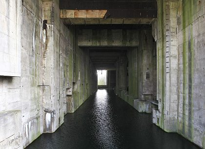 Germany: What to Do with Hitler's Submarine Bunker?