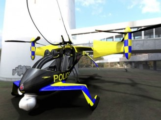 Falx To Debut Hybrid Electric Tilt Rotor Aircraft With
