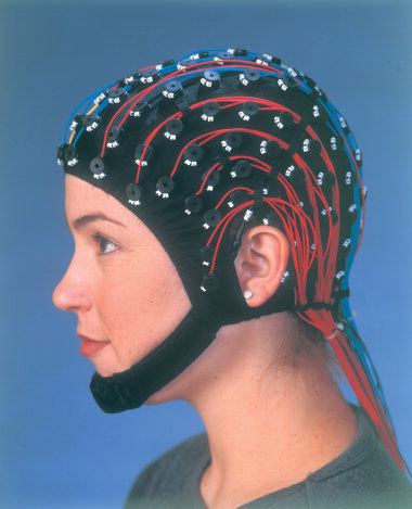 EEG - but not mine