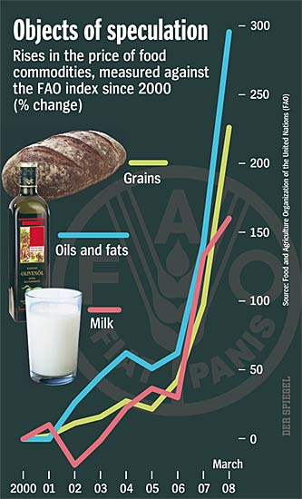 The Cost of Greed - Speculators in the Global Food Crisis