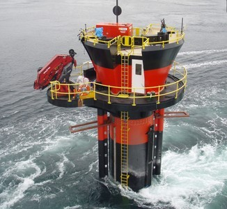World's First Megawatt-Scale Tidal Turbine Installed