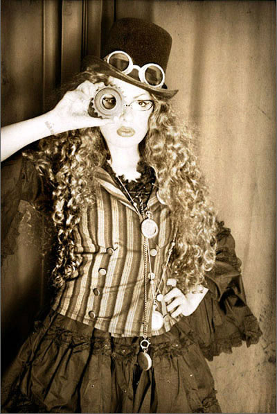 Victorian  Edwardian Fashion on Steampunk Fashion Going Mainstream   Impact Lab