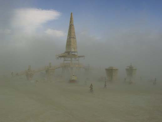 The Transformative Nature of Burning Man