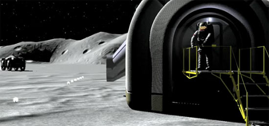 inflatable moon base - photo #21