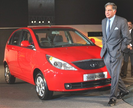 Tata Motors in India Planning Five Electric Models