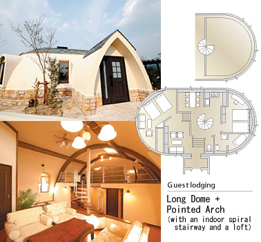 japan s styrofoam dome homes impact lab