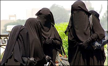 Muslim Women Complain That Veils Increase Harassment