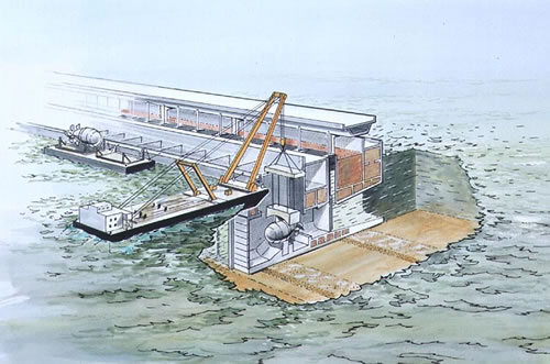 Britain Plans World's Largest Tidal Power Station