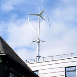 Mini-Windmills Could Soon Be On Roofs Across Europe And US