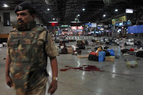 Photo Essay of Mumbai Terrorist Attacks
