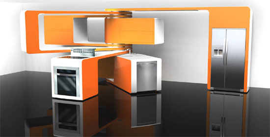 Electrolux Kitchen Design 2008 Winners