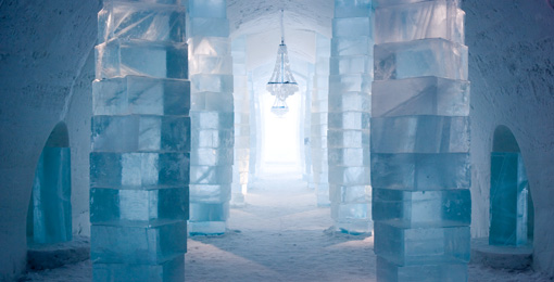 12 Designs From The IceHotel