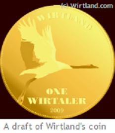 A Cybercountry To Offer A Real Gold Coin