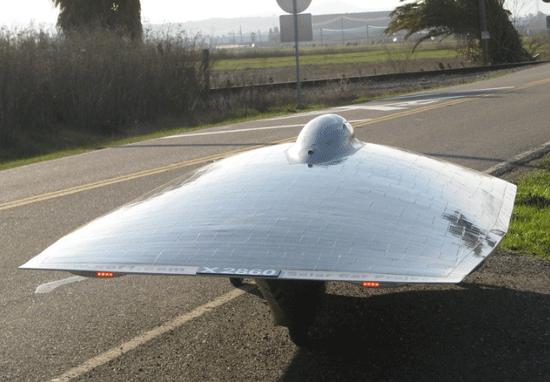 Solar Car Breaks World Distance Record
