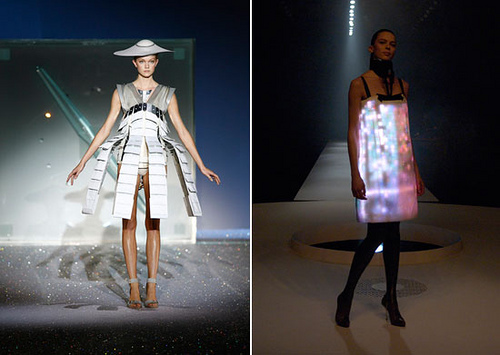 Designer Hussein Chalayan Wearable Portable Architecture