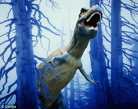 Dinosaur Extinction Occured 300,000 Years After Asteroid Impact