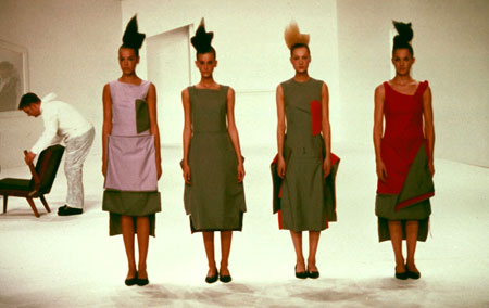 Designer Hussein-Chalayan - Wearable, Portable Architecture