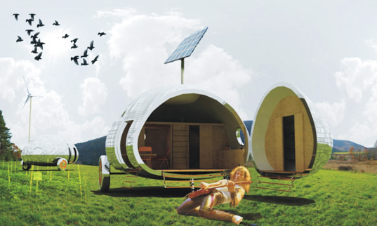 Rolling Stone Eco Capsule For The Eco Conscious Camper