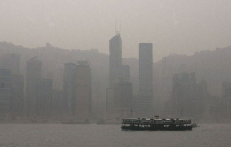 The World's Top 20 Most Polluted Cities