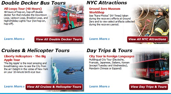 New York Sightseeing Tours 653