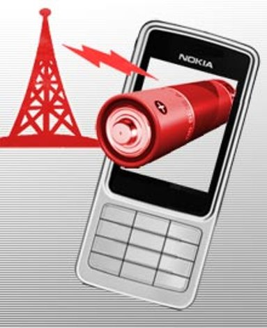 Nokia Developing A Cell Phone That Never Needs Recharging
