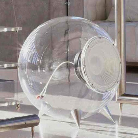Ultimate See-Through Speakers