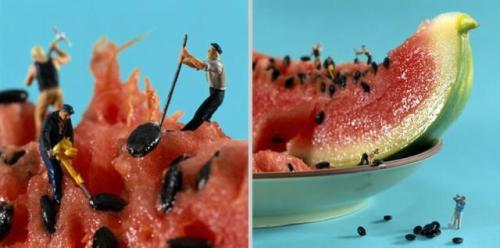 Unique Food Art