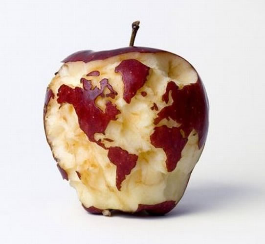 Apple Earth 739