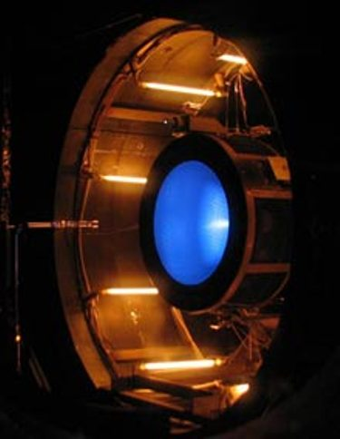 NASA's Ion Propulsion System A More Efficient Spacecraft ...