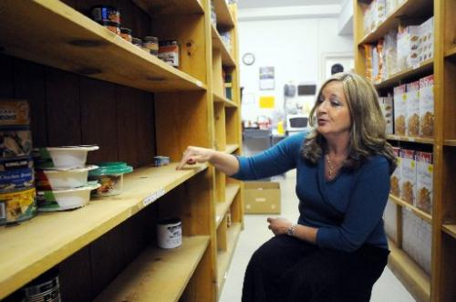 Colorado inventor showcase supports fish food bank for Fish food bank