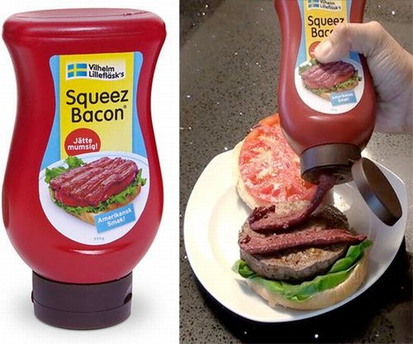 Squeez Bacon 659