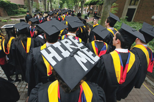 6 Things The Class of 2010 Should Do Now To Improve Their Competitive Edge In The Job Market