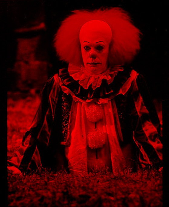 Red Clown 772