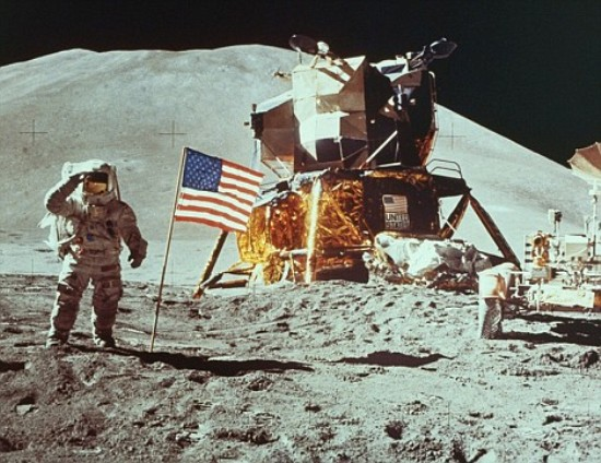 Apollo Moon Landing Photos. Apollo moon landing