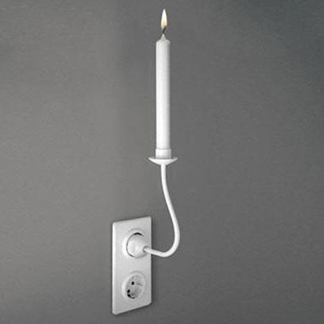 Electric Candle 448