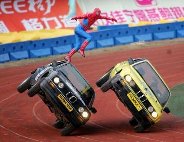 Spiderman Act 883