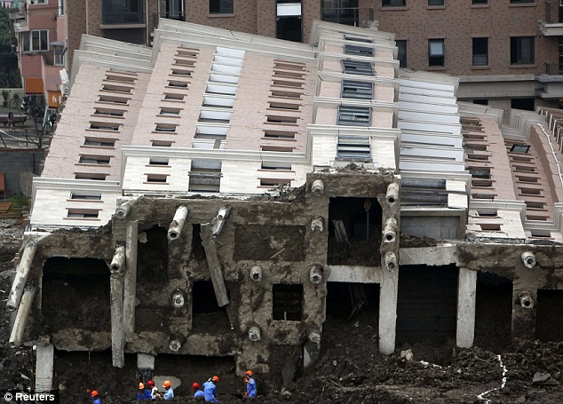 building collapse1