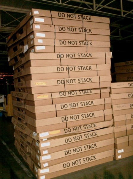 Do Not Stack 080
