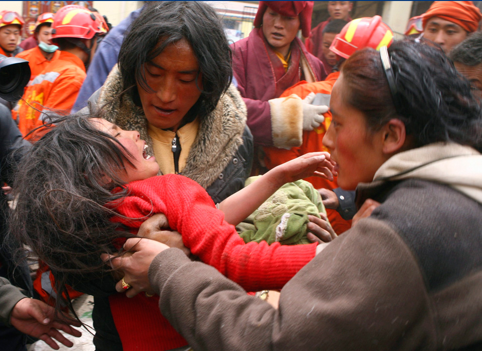 Earthquake in Tibet 003