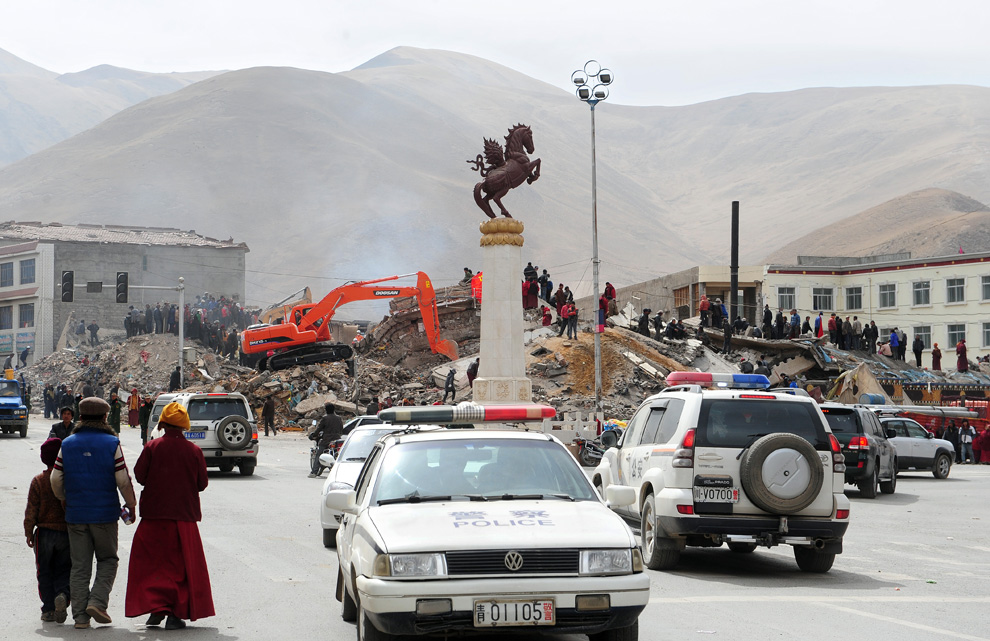 Earthquake in Tibet 006