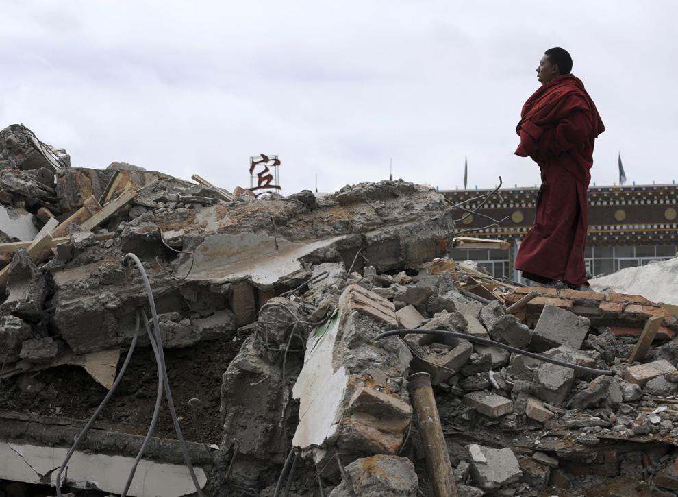 Earthquake in Tibet 013