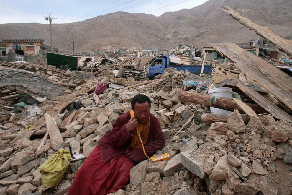 Earthquake in Tibet 022