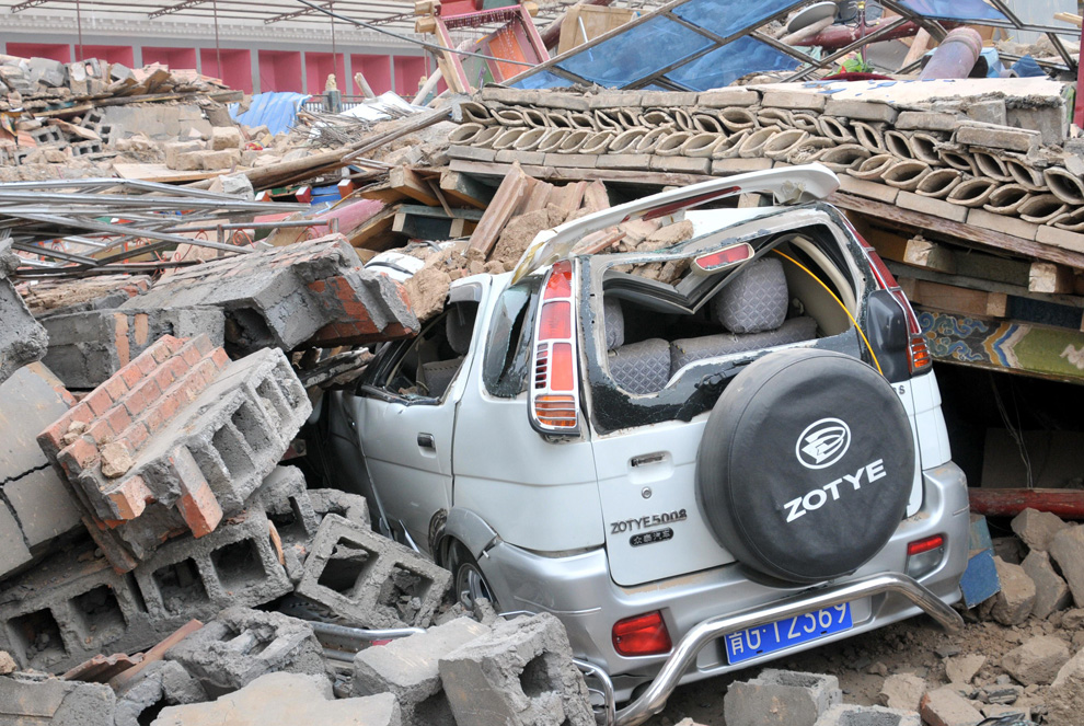 Earthquake in Tibet 025