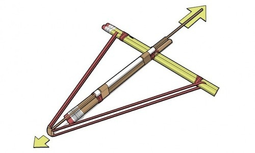 crossbow of office supplies