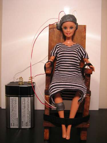 Barbie Electric Chair 908