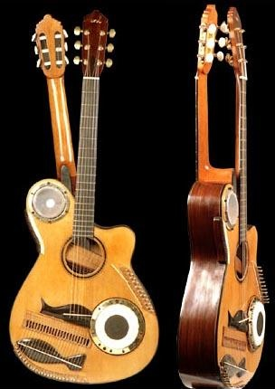 India percussion guitar 559